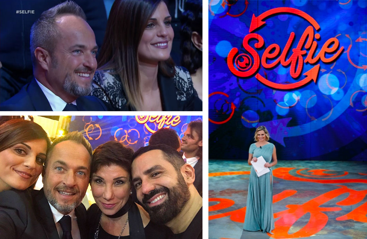 Emanuele Puzzilli a Selfie