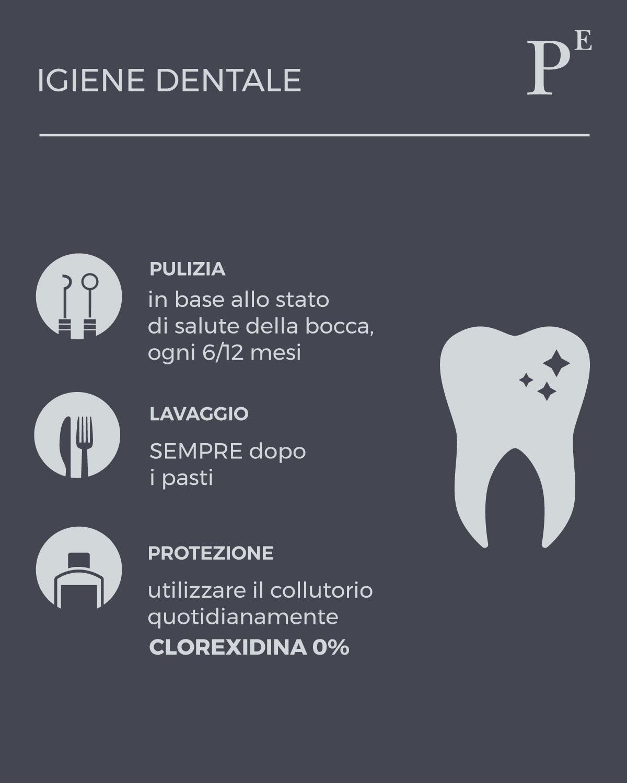 Regole igiene dentale