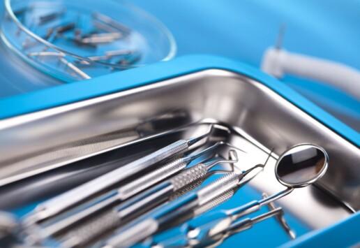 attrezzi del dentista