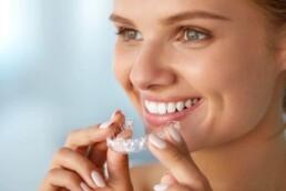 Apparecchio denti per adulti