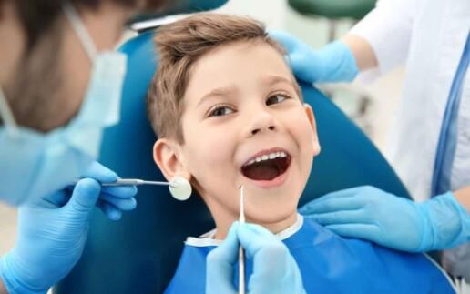 problemi dentali dei bambini